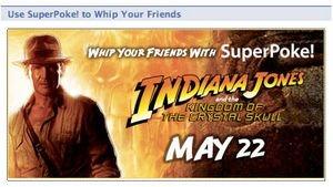 Social Networking Marketing Indiana Jones