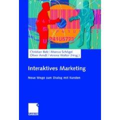 Buchcover Interaktives Marketing