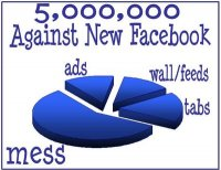 Against new Facebook