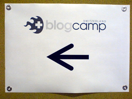 BlogCamp Switzerland