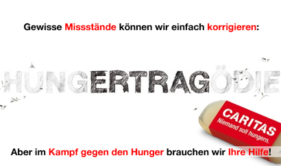 Caritas Hunger Trag?¶die