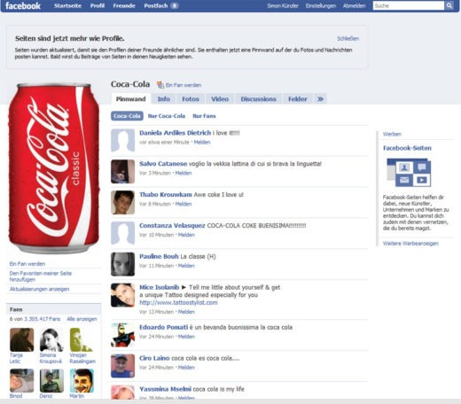 cocacolafacebookfanpage