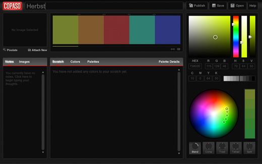 Free Color Tools Webdesign Applikationen Zum Farben Mischen Xeit