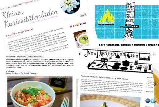 foodblog top 10 die besten deutschsprachigen food blogs xeit agentur f r social media. Black Bedroom Furniture Sets. Home Design Ideas
