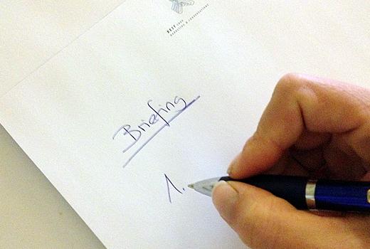 Was Gehört In Ein Briefing Für Eine Online Agentur Eine Mögliche