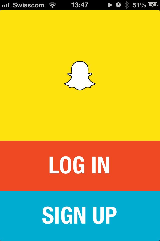 Screenshot_Snapchat_SignUp_LogIn