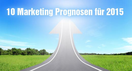 Online Marketing Trends fürs 2015