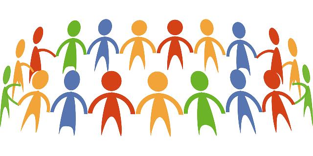 Online treffen community