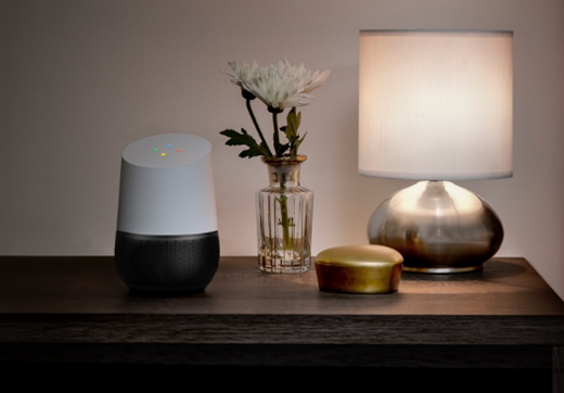 Sprachassistent Google Home