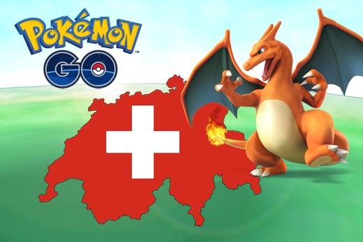 Schweizer Pokémon GO Gruppen
