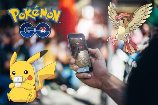 Die Pokemon GO App kommt bald in die Schweiz