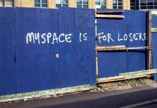 Die Geschichte von Myspace