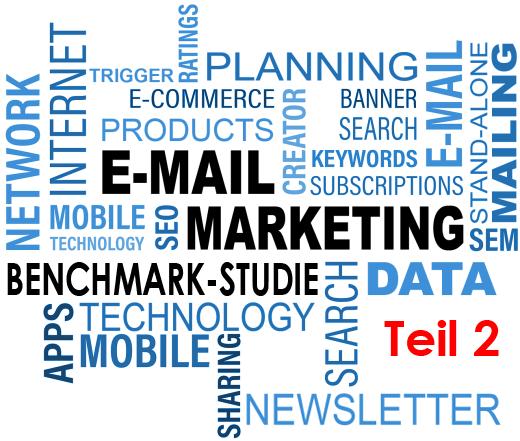 Ergebnisse der E-Mail-Marketing-Benchmark-Studie