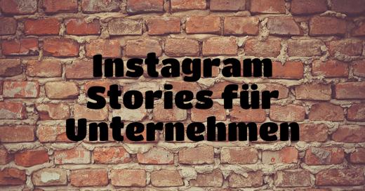 Instagram-Stories-für-Unternehmen