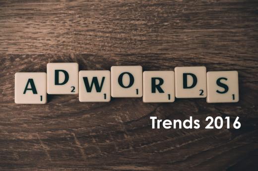 Studie über AdWords Trends 2016