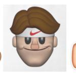 Roger Federer hat ein eigenes Emoji