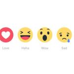 Facebook Reaktionen