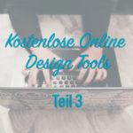 Online Design Tools im Vergleich